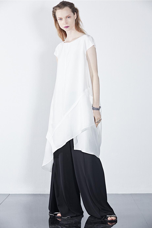 Dress GX04340 | Pants GX02289