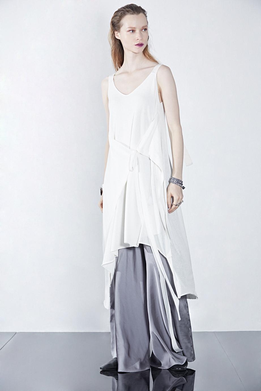 Dress GX54389 | Pants GX02308
