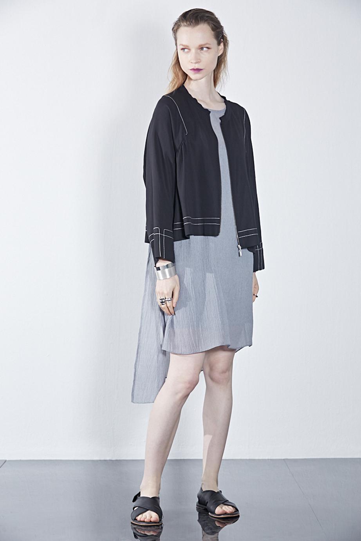 Jacket GX01103 | Dress GX04122