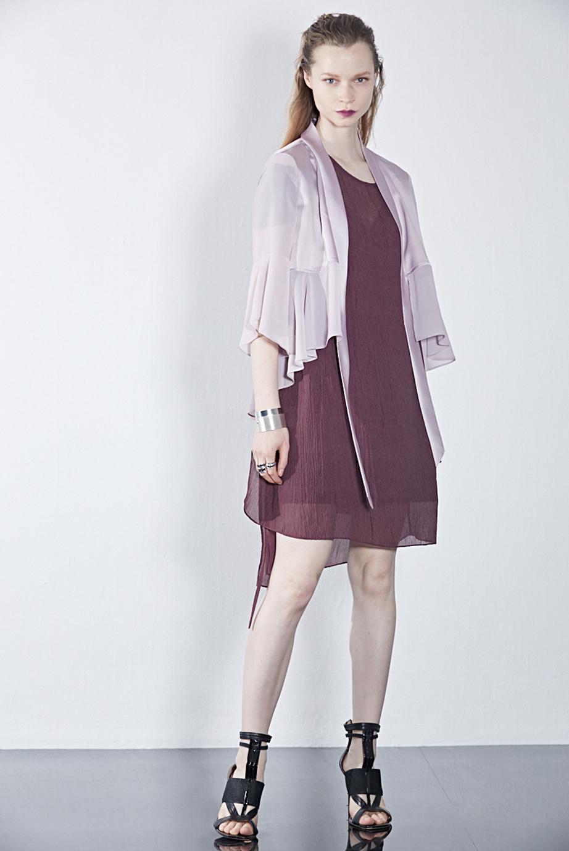 Jacket GX01119 | Dress GX04122