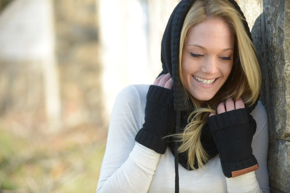 The Laura Alison Infinity Gloves