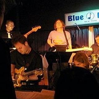 #tbt w/ Nyu big band and guest artist/ all time hero Wayne Krantz 2009