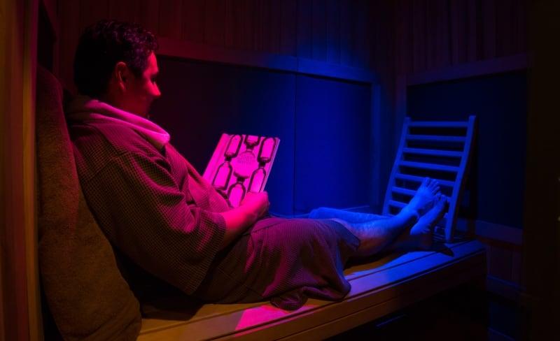 Top 6 Infrared Sauna Benefits - Siti Med Spa San Diego