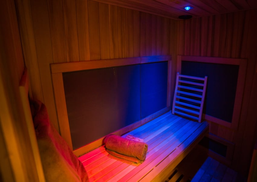 Infrared Sauna Therapy during San Diego winters