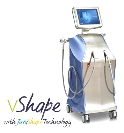 JuVaShape vShape laser skin tightening at Siti Med Spa San Diego