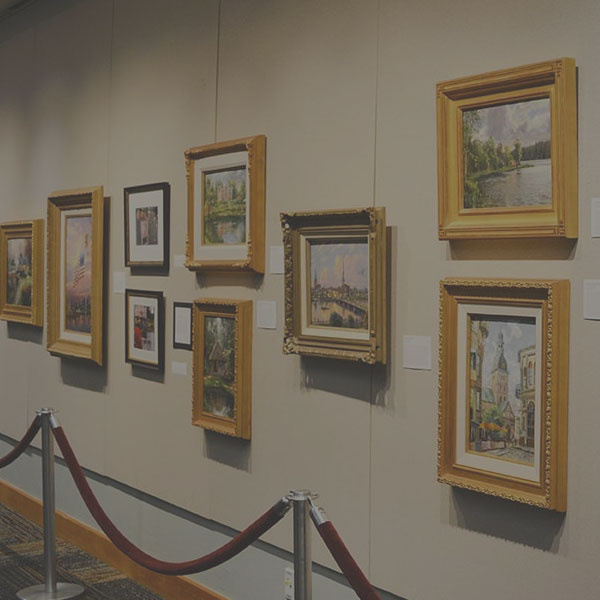 What Will Last - Original Works from the Thomas Kinkade CollectionGiustina GalleryOregon State UniversityFebruary 23 – March 15, 2016