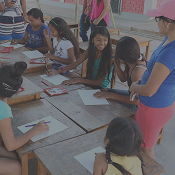 HELP GIVE THE CHILDREN OF GENERACIÓN THEIR BASIC NEEDS -