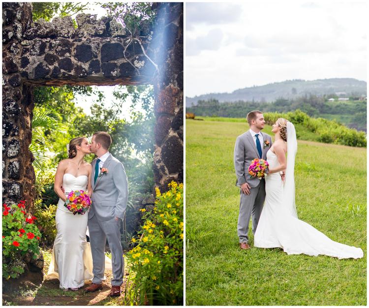 Mauka or makai tips on choosing your hawaii destination wedding hawaii beach wedding photographer coral weddings junglespirit Choice Image