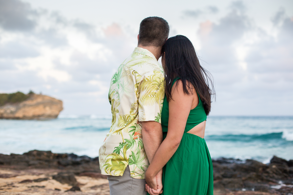 Honeymoon in Kauai Photography