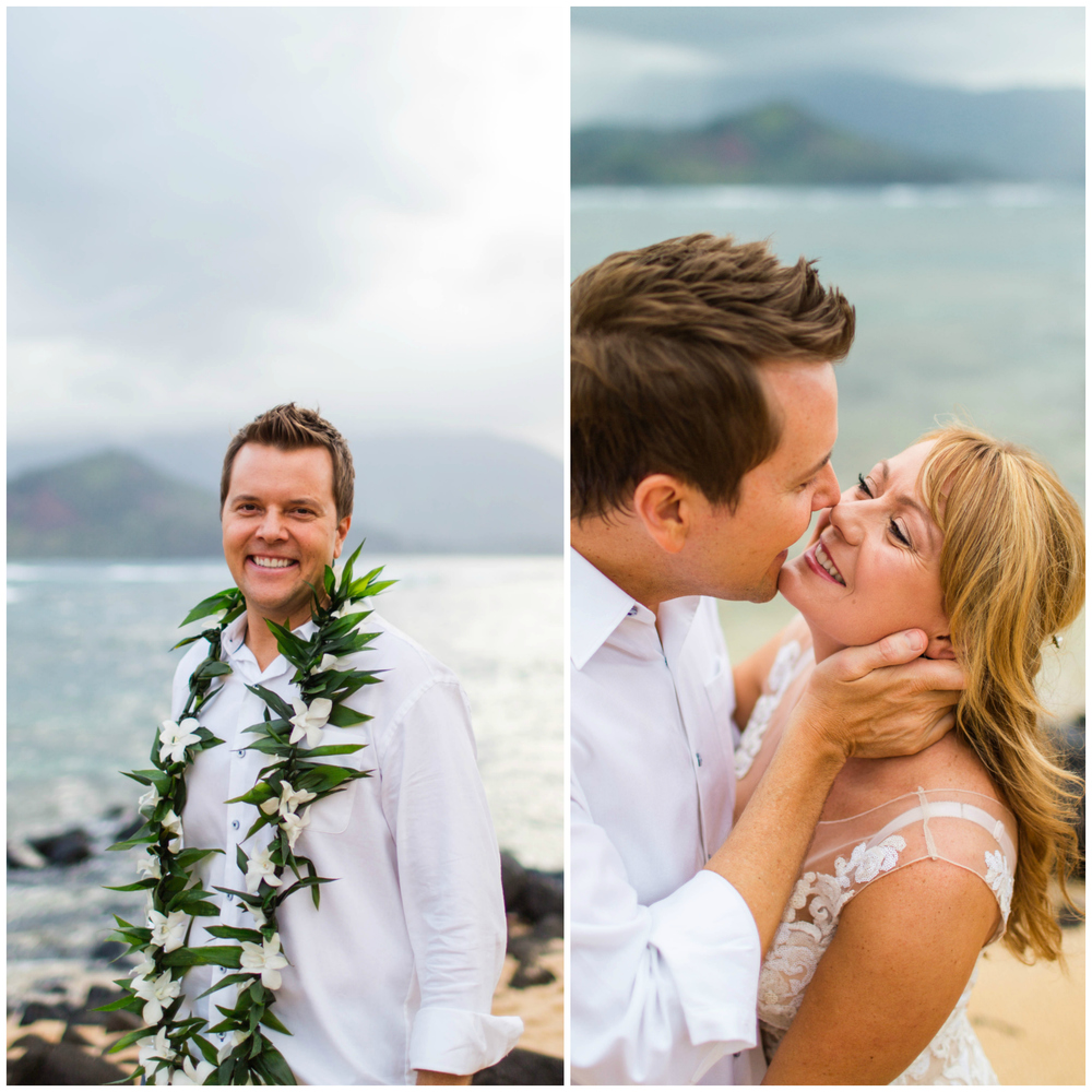 Hawaii Vow Renewal Photography