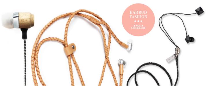 Trend Bite: Earbud Fashion via Mosquito