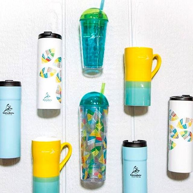 Spring has sprung! | photo by @cariboucoffee