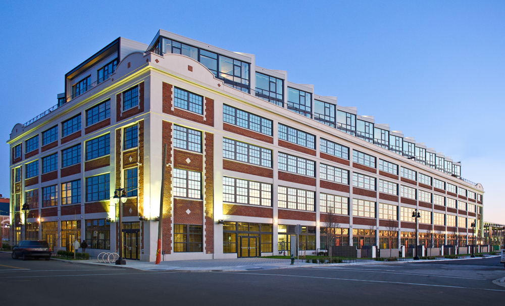 FOUNDRY LOFTS   See how a 100 year old GSA building became 170 units of housing.