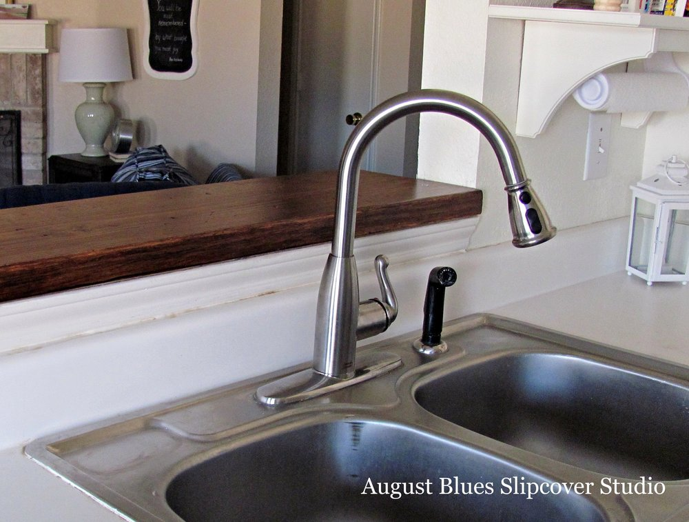 August Blues - New Faucet