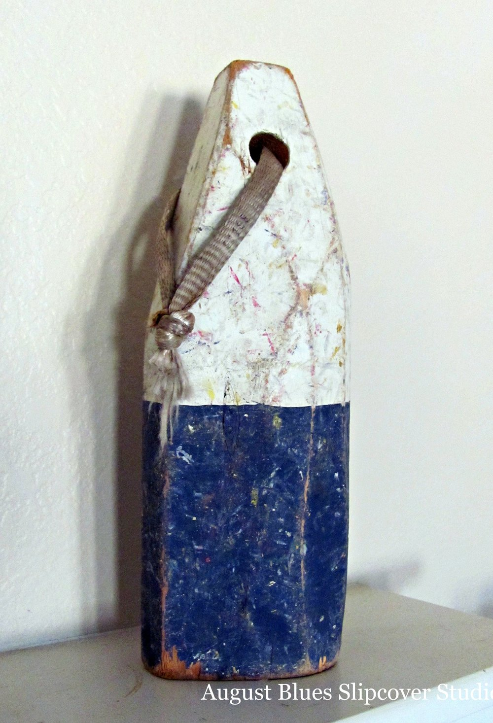 August Blues - Vintage Buoy