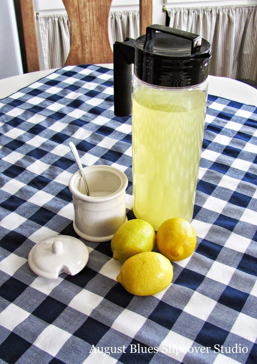 August Blues - Lemonade
