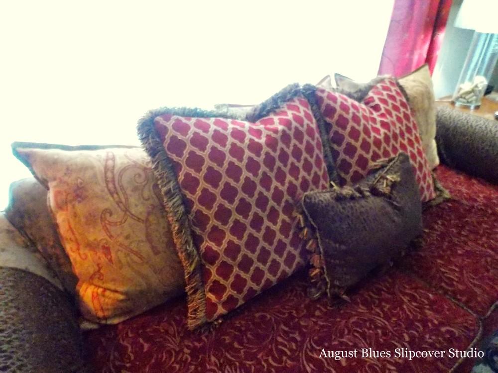 August Blues - Pillow Mix