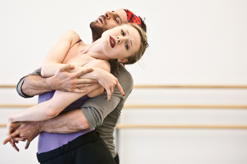 Sara Mearns & Marcelo Gomes