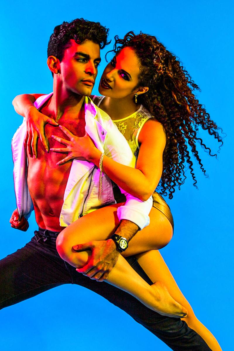 Carlos Gonzalez and Nina LaFarga