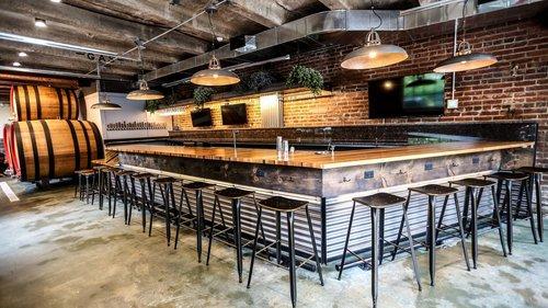 CIDERY & TASTING ROOM — ANXO Cidery & Pintxos Bar