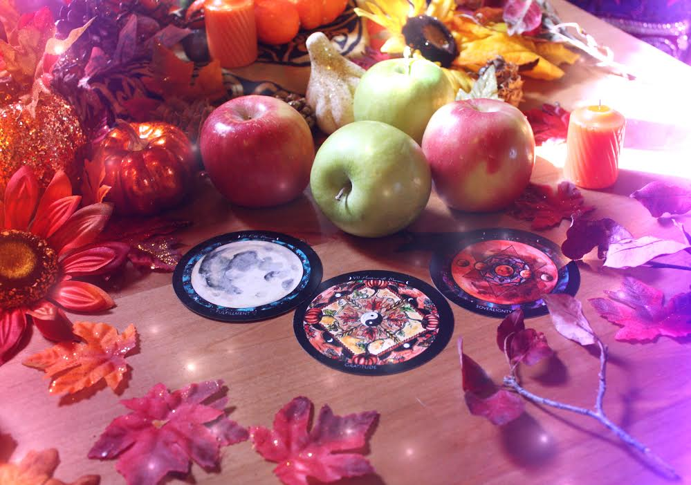 Harvest Moon Ceremony | Spirit de la Lune
