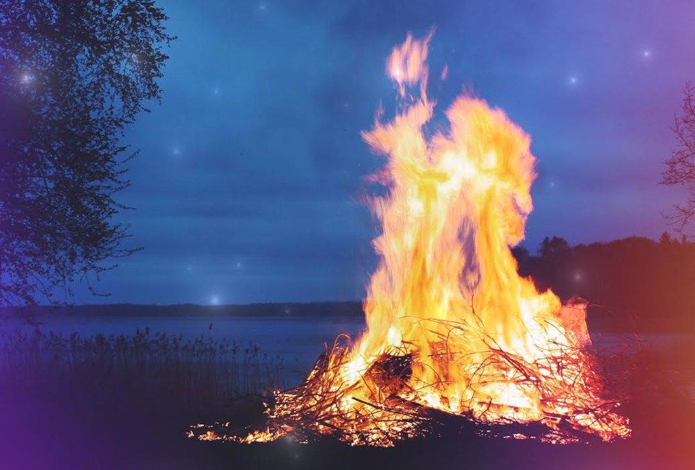 Bonfire Spirit de la Lune