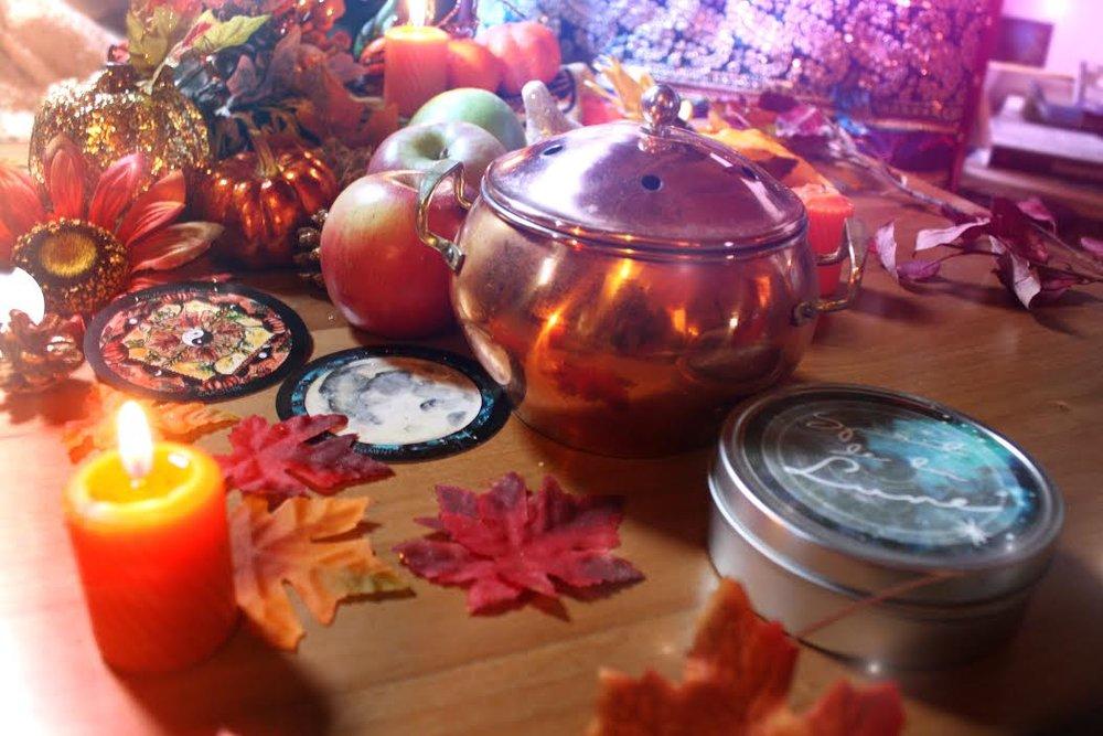 Spirit de la Lune Harvest Ritual