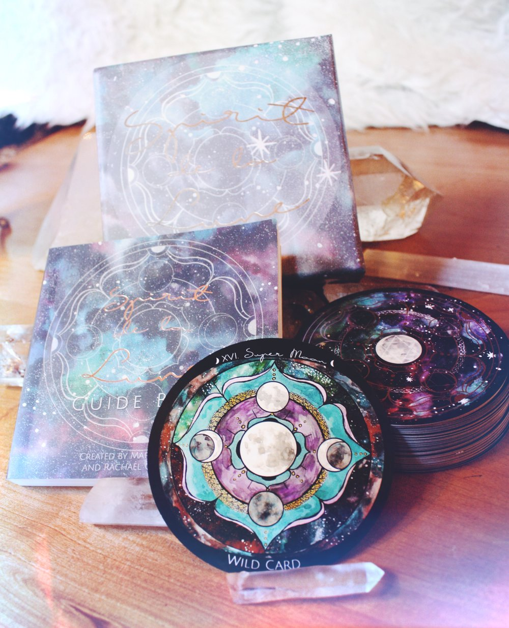 Copy of Spirit de la Lune Oracle Set