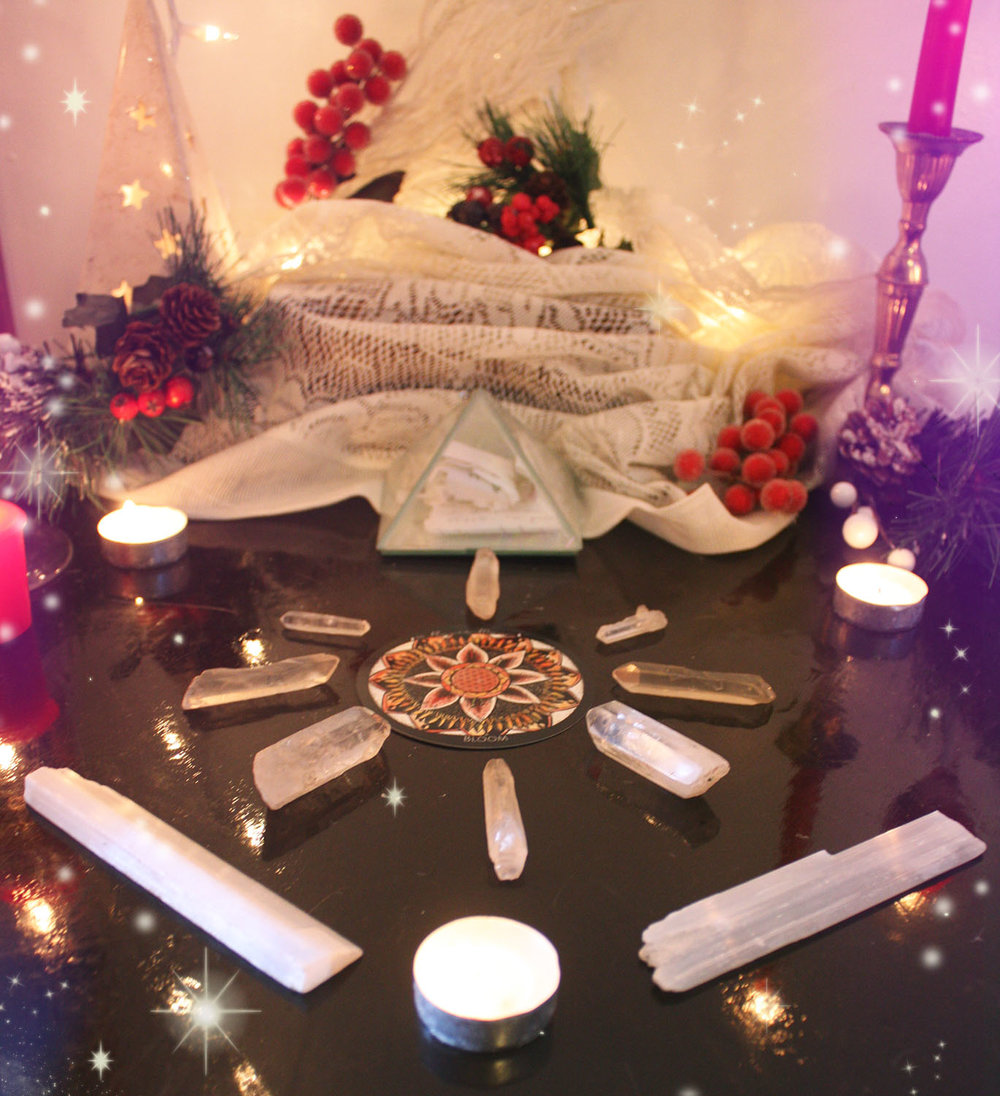 Winter Altar | Spirit de la Lune