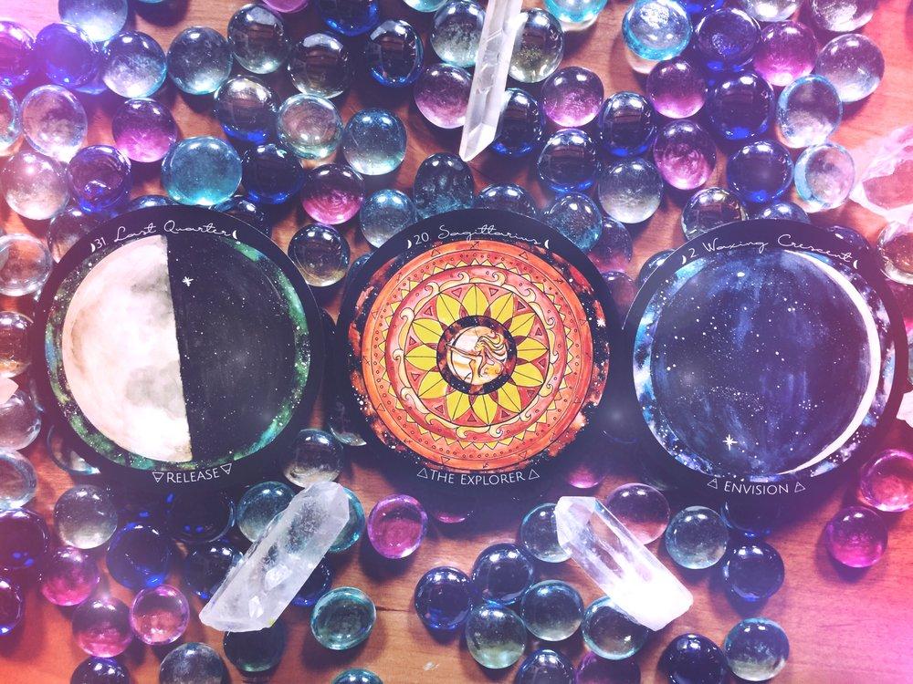 Last Quarter Moon | Spirit de la Lune Oracle Reading | New Moon Energy Report