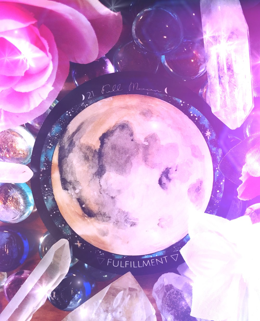 Full Moon Energy Reading April 2017