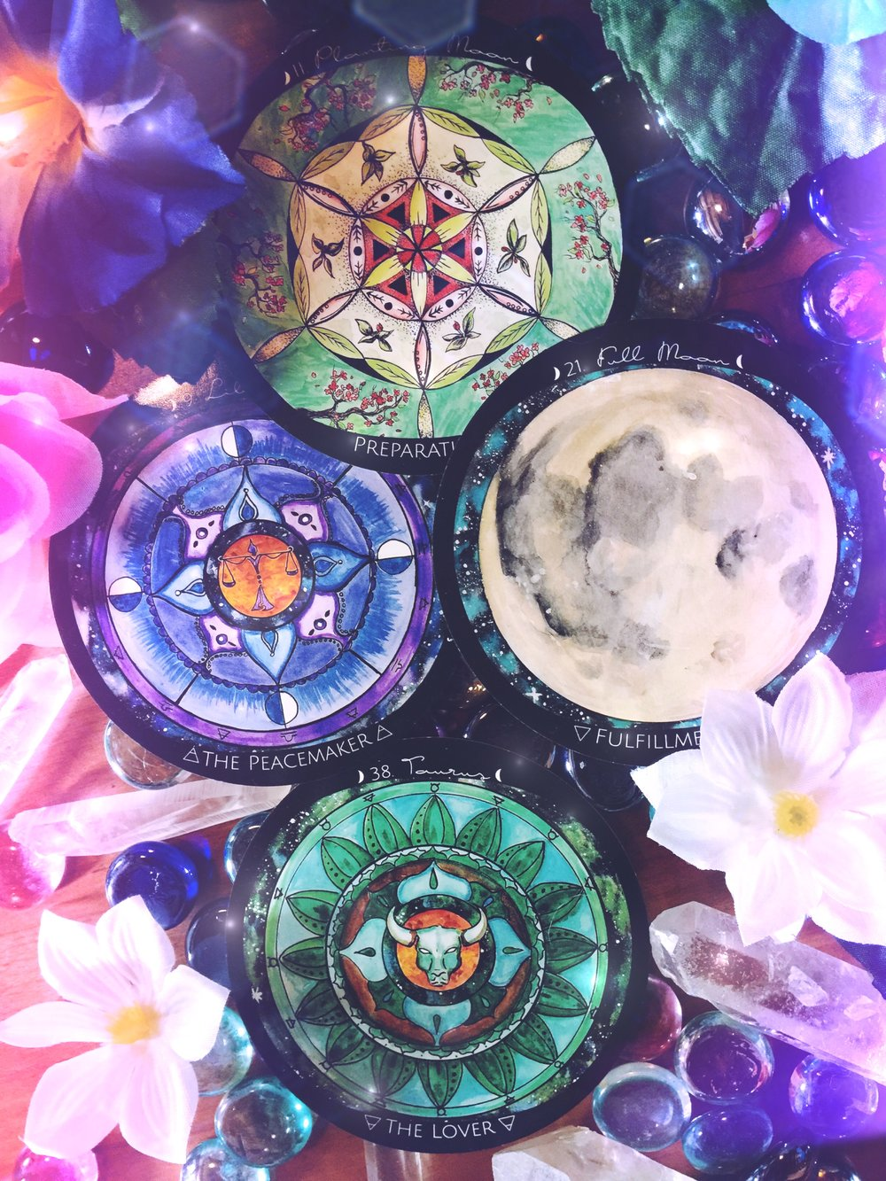Full Moon Energy Report | Spirit de la Lune