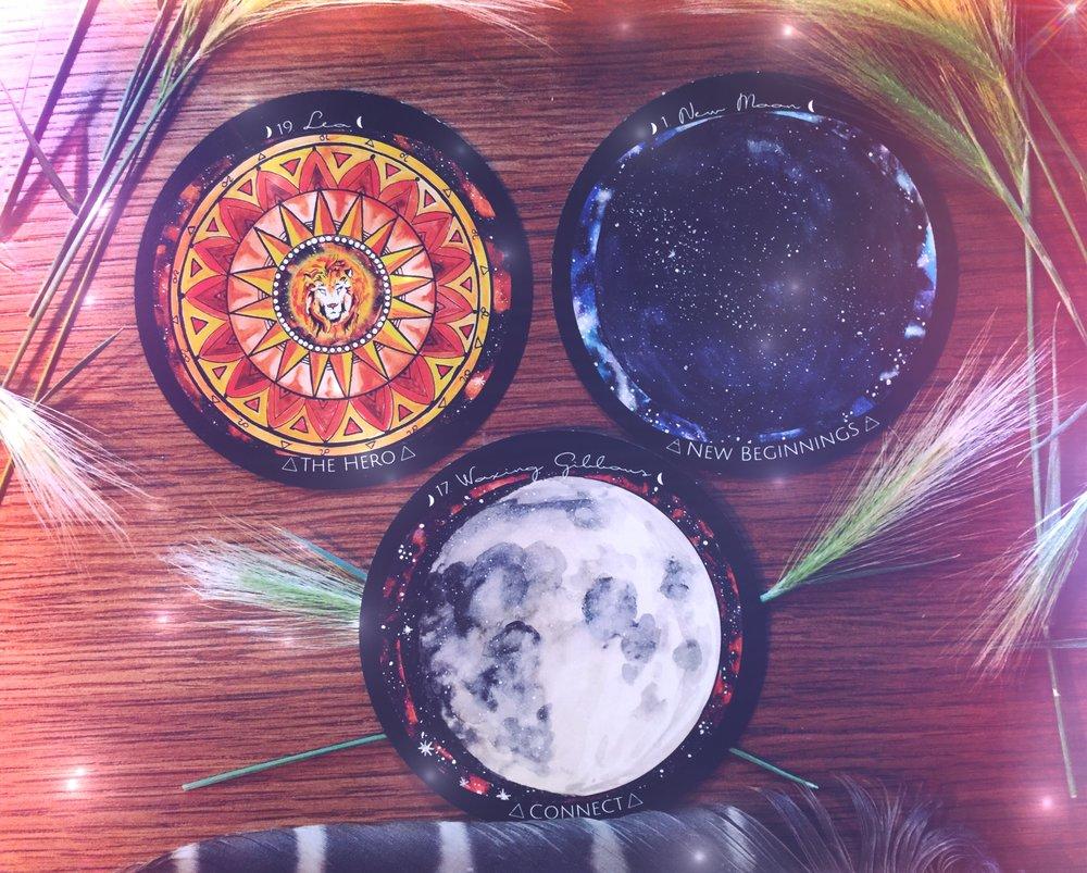 Corn Moon Energy Reading 2017 | Spirit de la Lune