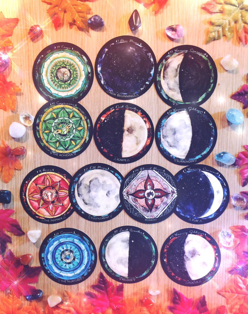 New Moon Energy Reading September: Cold Moon |Spirit de la Lune