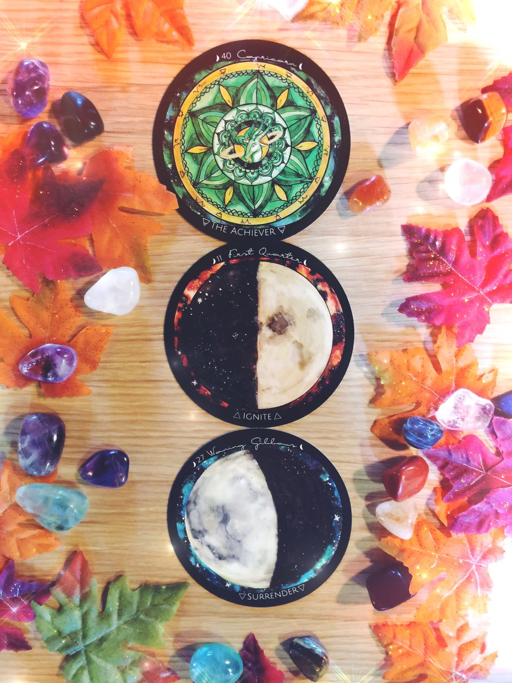 New Moon Energy Reading September: Cold Moon | Spirit de la Lune