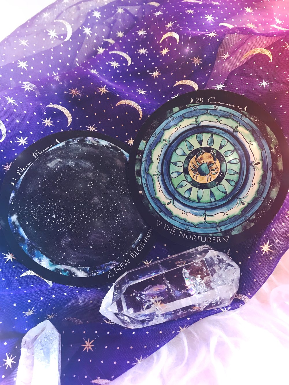 New Moon in Cancer | Spirit de la Lune