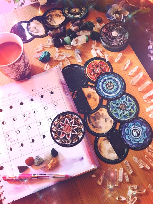 New Moon in Aries| Spirit de la Lune Flower Moon Cycle Energy Reading