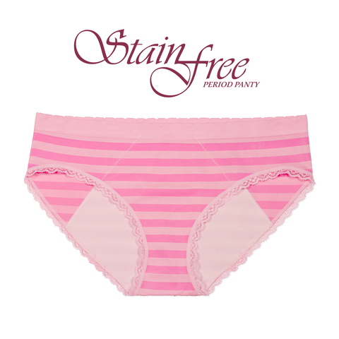 StainFree Panties - Striped Hipster — Reusable Cloth Home Goods ... 713e4d23b