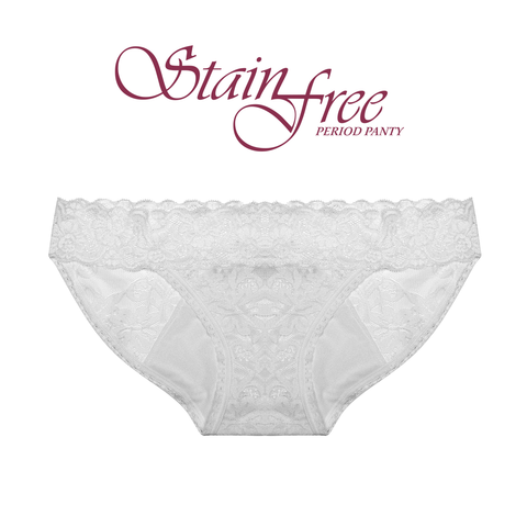 white stains on panties