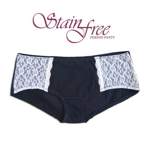 StainFree Panties - Black and White Hipster — Reusable Cloth Home ... a41a9fa0f