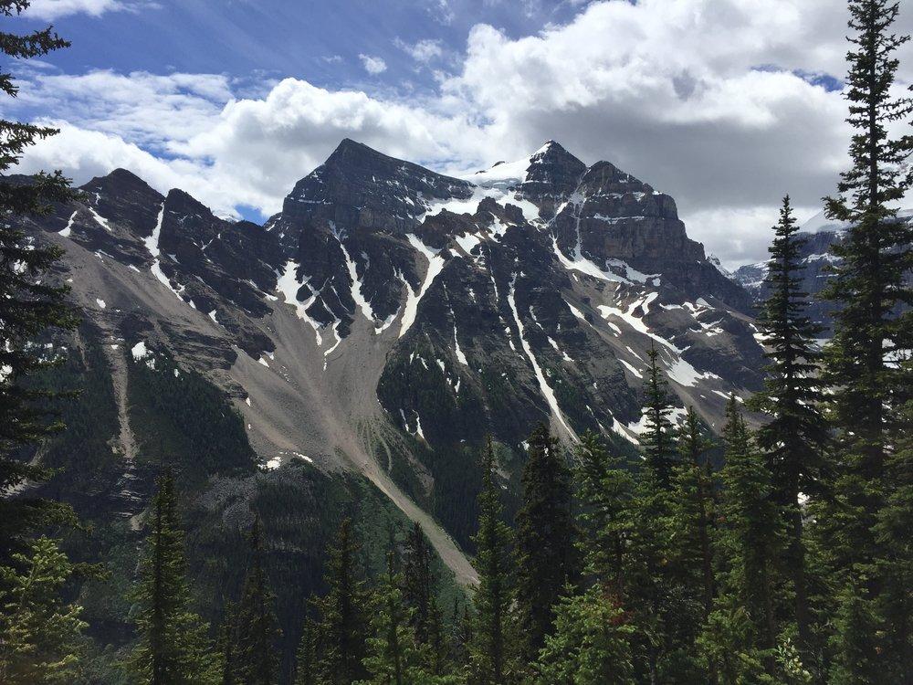 Canada June 2018 Banff National Tea House Hike 11.JPG