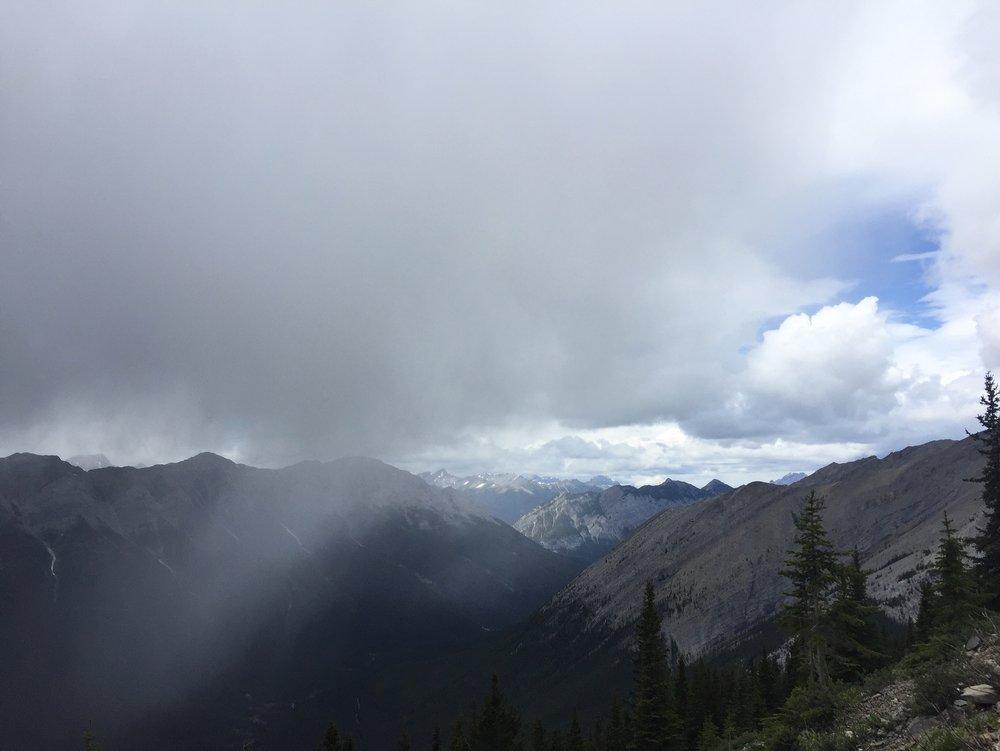Ha Ling trail views