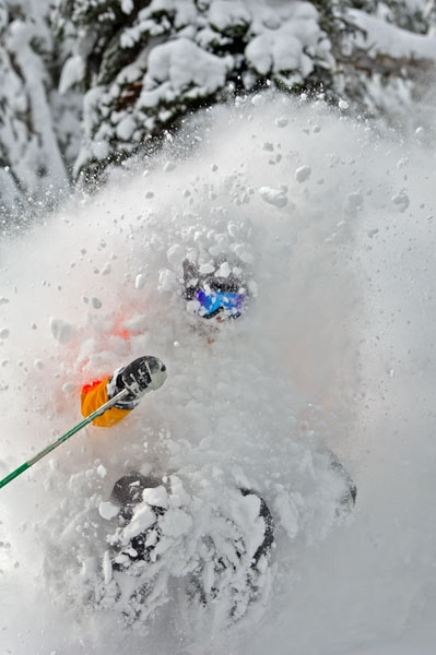 This is not me, but I wish it was. I have never been able to capture myself in a pow shot like this, I don't have a professional photographer but there have been times when I wish I did!