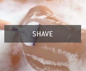No More Razor Burn ... Citrus Aloe Shave Cream Soap