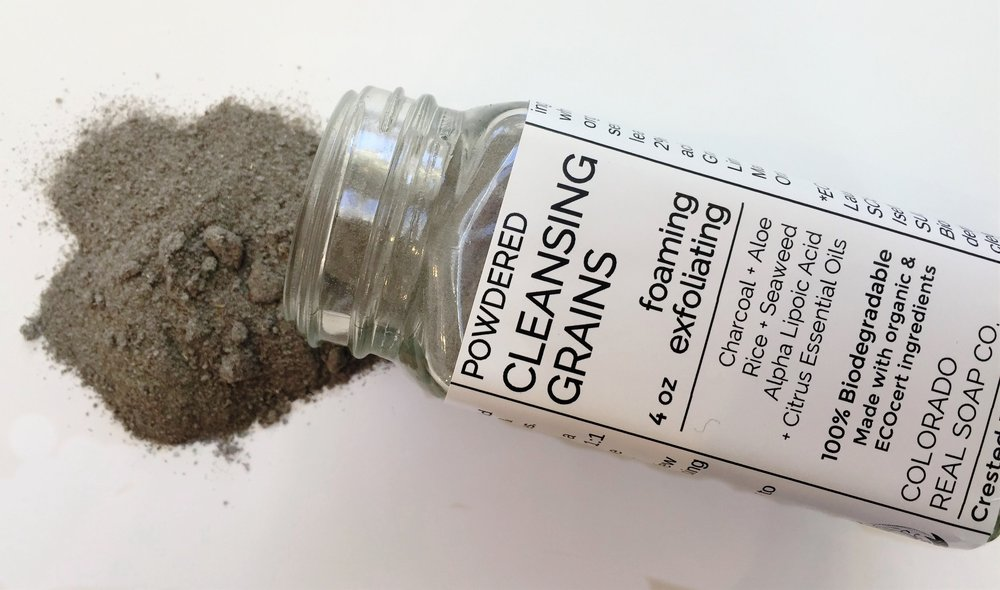 HOW TO USE CLEANSING GRAINS