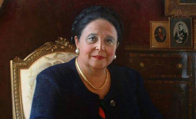 Grand Duchess Maria Wladimirovna (de jure Empress Maria I)