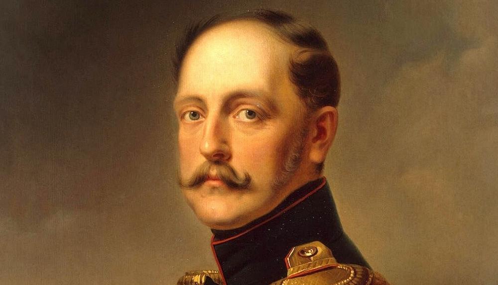 Emperor Nicholas I Pavlovich 1825-1855