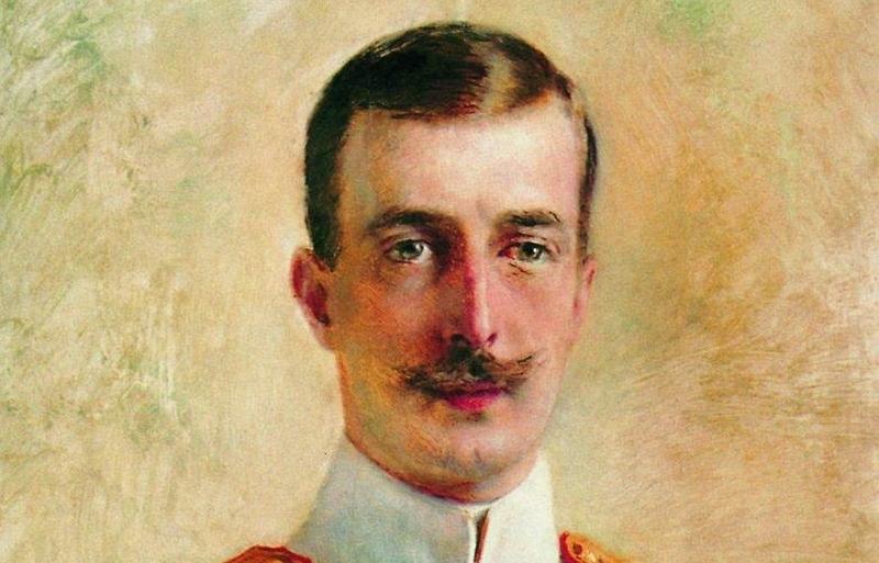 Grand Duke Kirill Vladimirovich (de jure Emperor Kirill I) 1918-1938