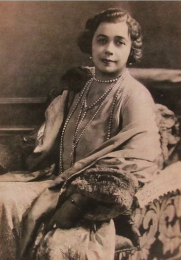 Antonina Raphailovna Nesterovskaya, later HSH Princess Romanovskaya-Strelninskaya