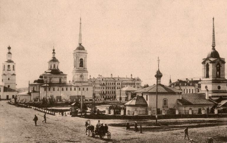 Vologda, early 1900's.